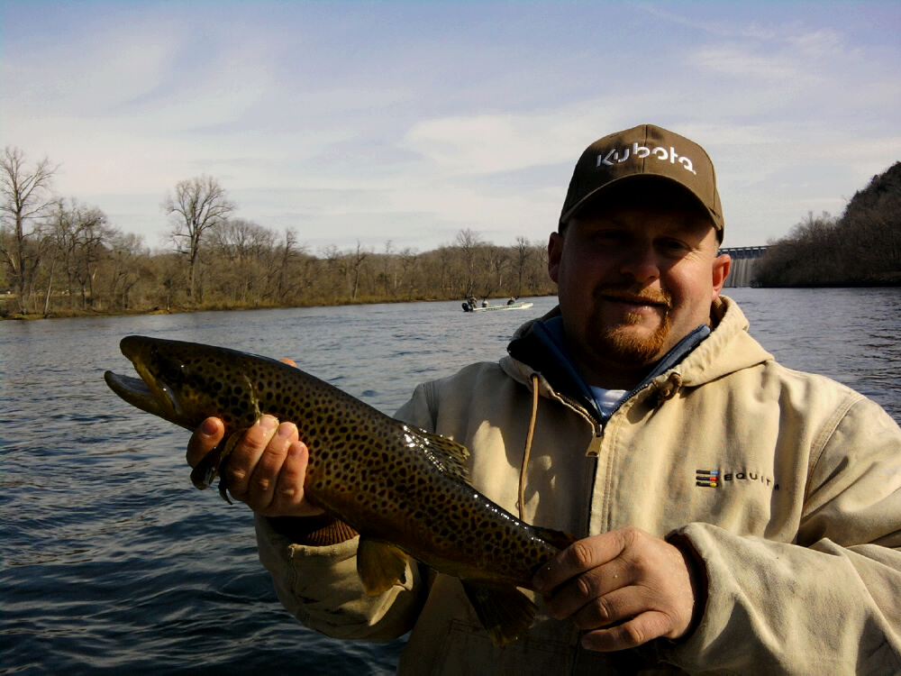 Big phil 39 s white river fishing report 02 15 11 02 22 11 for Weekly fishing report mi