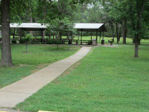 Bull Shoals White River State Park Pavilion
