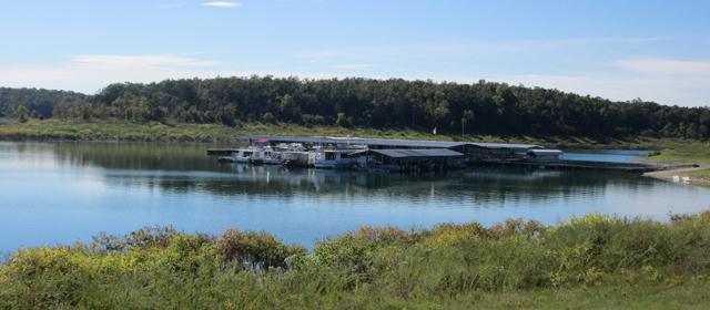 Buck Creek Marina Bull Shoals Lake