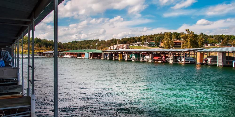 Theodosia Marina Resort on Bull Shoals Lake